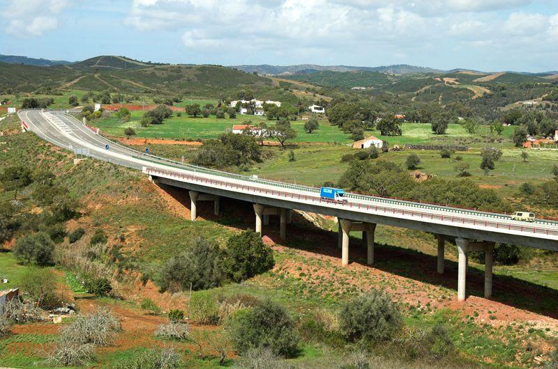Algarve-motorway