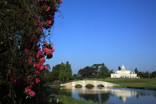 Stoke Park Bridge View
