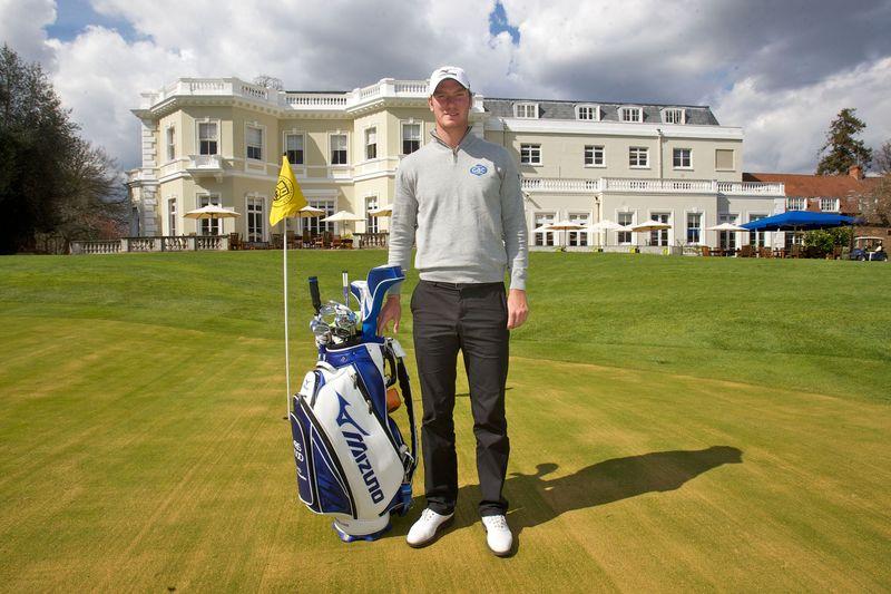 Chris Wood at Burhill