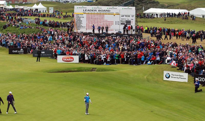 Rory at Portrush