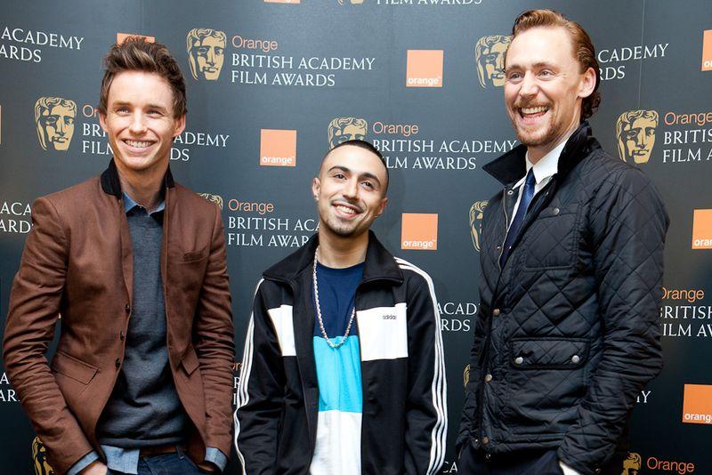 20120111 MC Orange BAFTA_0450