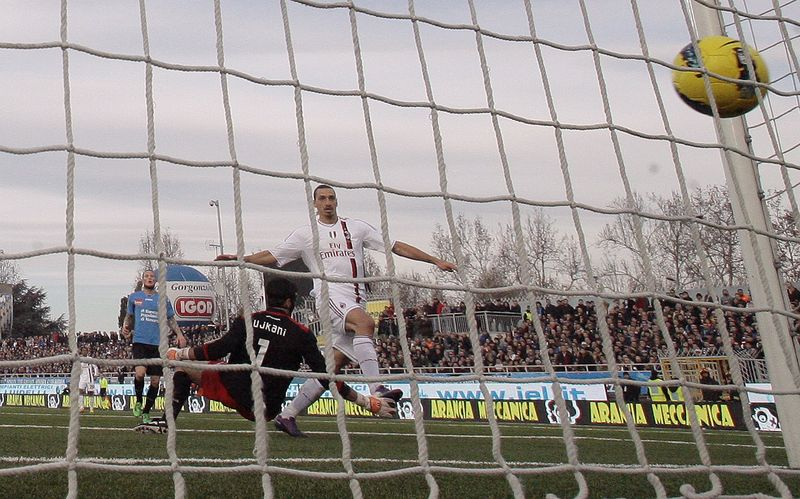 AY78413891AC Milans Zlatan