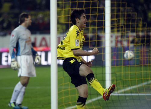 AY80963197Borussia Dortmund