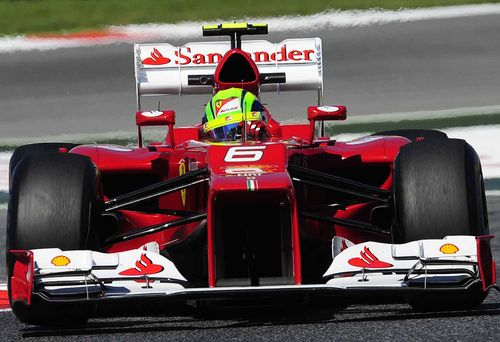 3Massa In Car