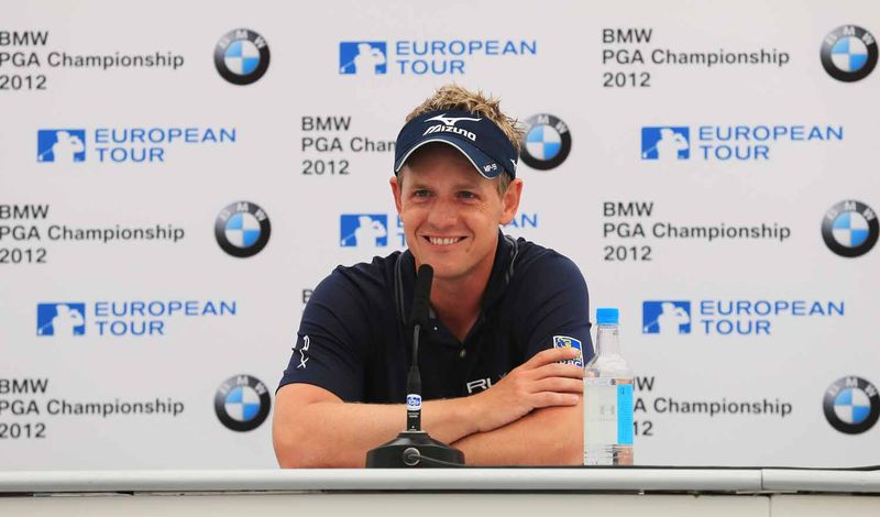 Luke Donald Wentworth