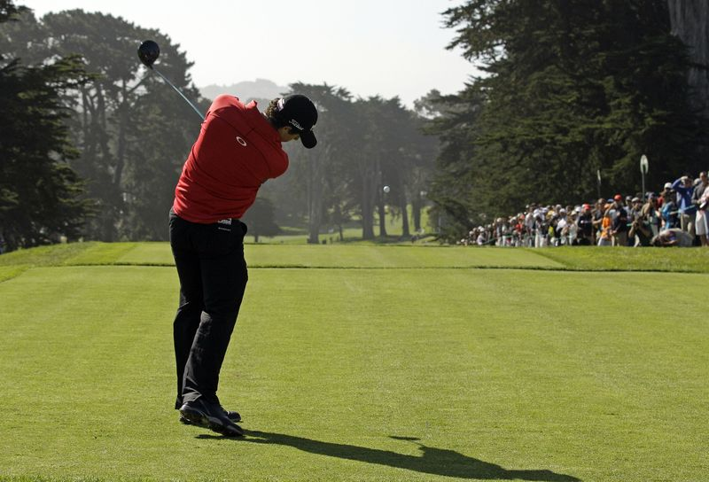 AY87557104Rory McIlroy of N