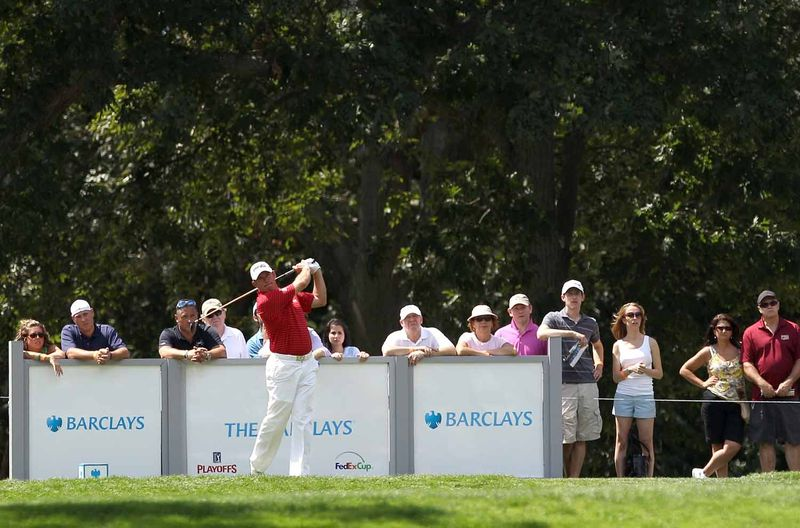 Lee Westwood Barclays 1