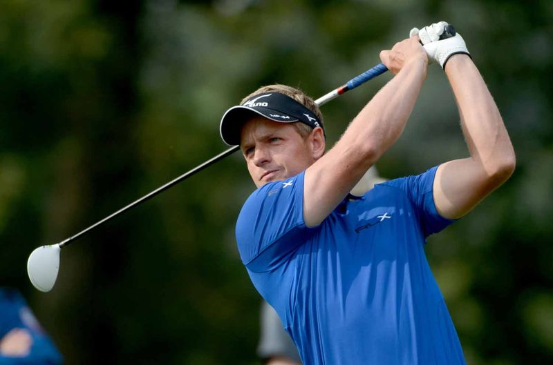 Luke Donald Barclays