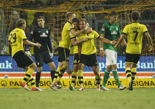 AY92203825Borussia Dortmund