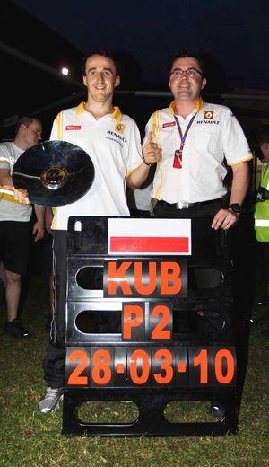 3 Boullier Kubica