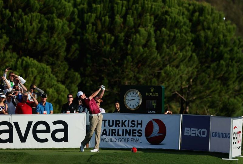 Rory in Turkey