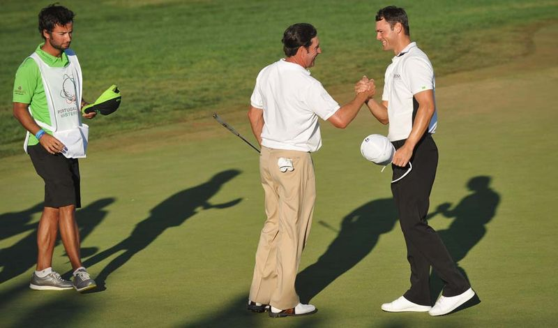 Olly and Kaymer