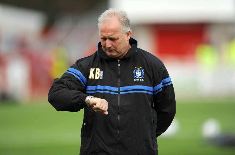 1Kevin Blackwell