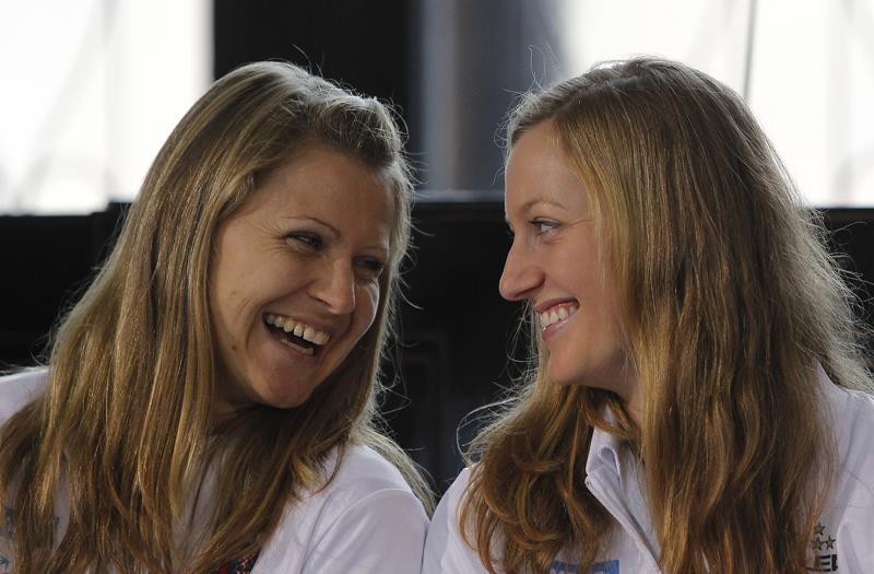 Lucie and Petra