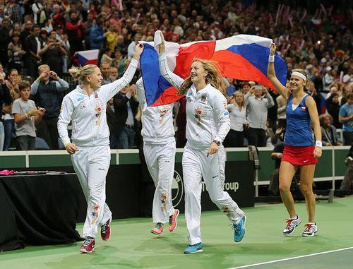 Flag running