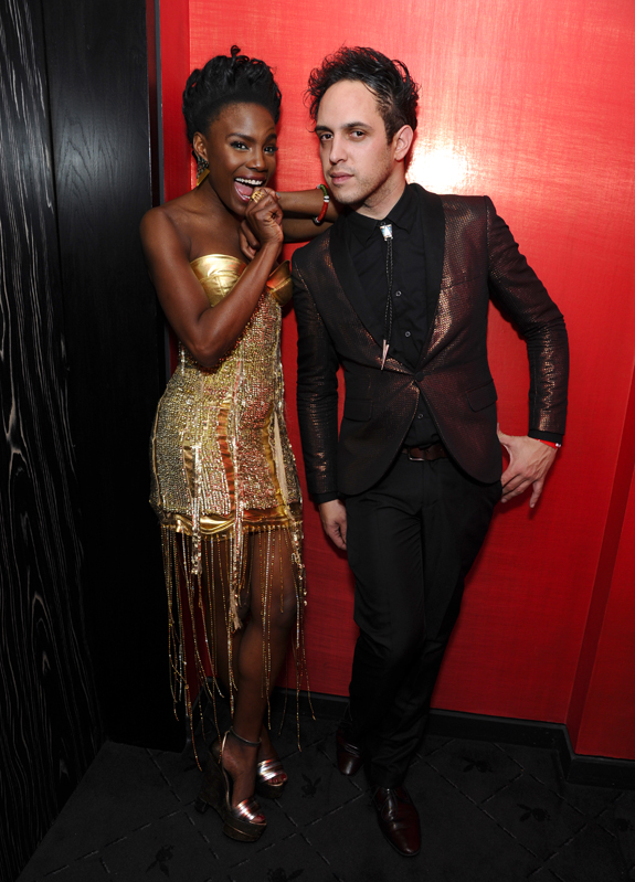 Shingai  Dan Smith at Baroque