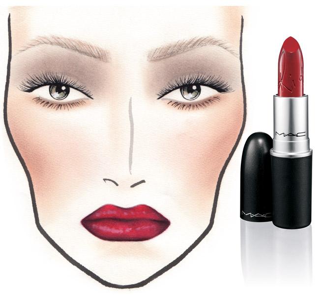 Rihanna launches her MAC lipstick