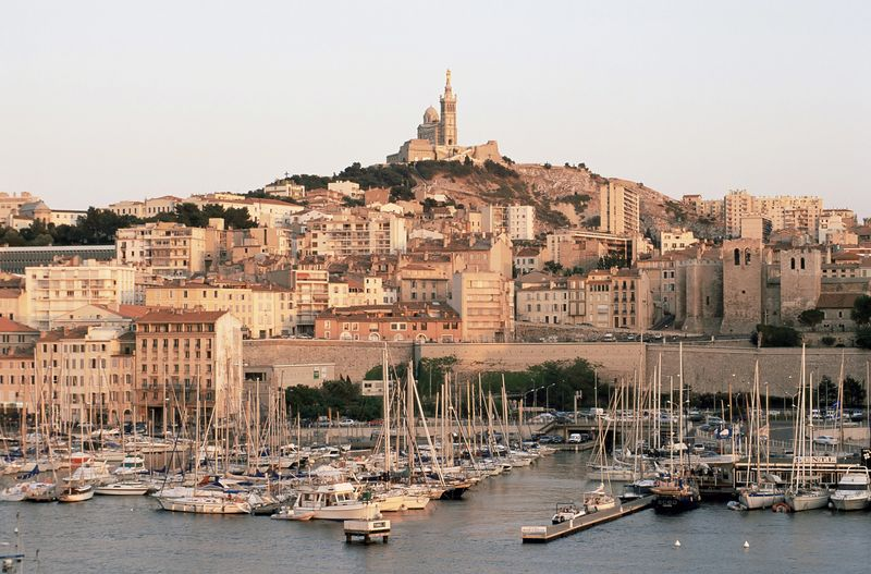 MarseillevieuxportCORBIS