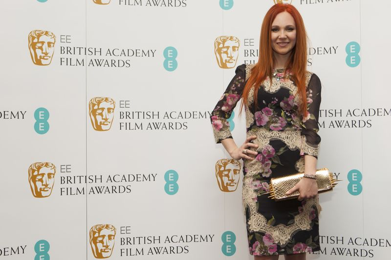 Nominee Juno Temple is pictured at BAFTA HQ as nominees for the 2013 EE Rising Star Award are announced