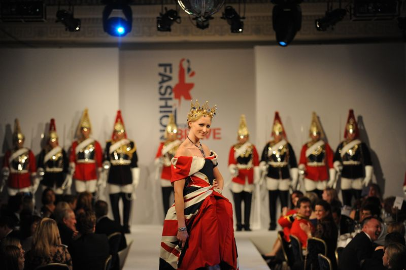 Fashion for the Brave_cavalry_runway