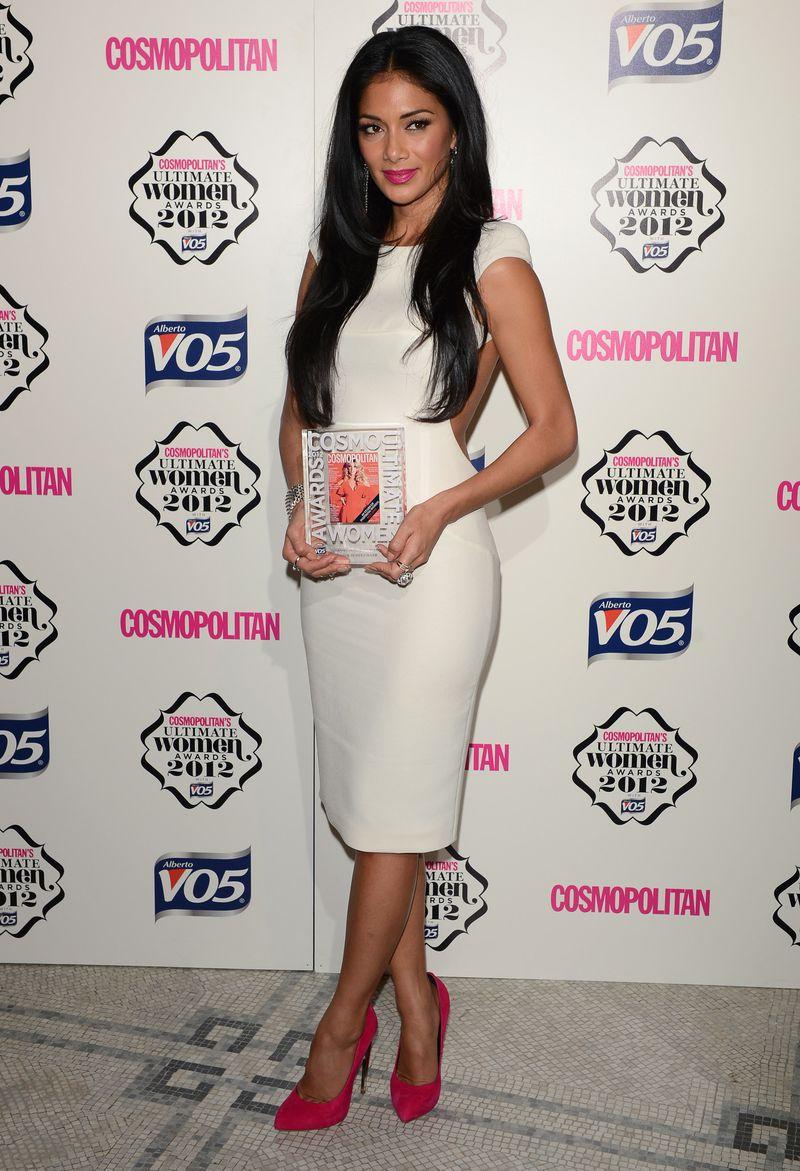 Nicole Scherzinger w Award