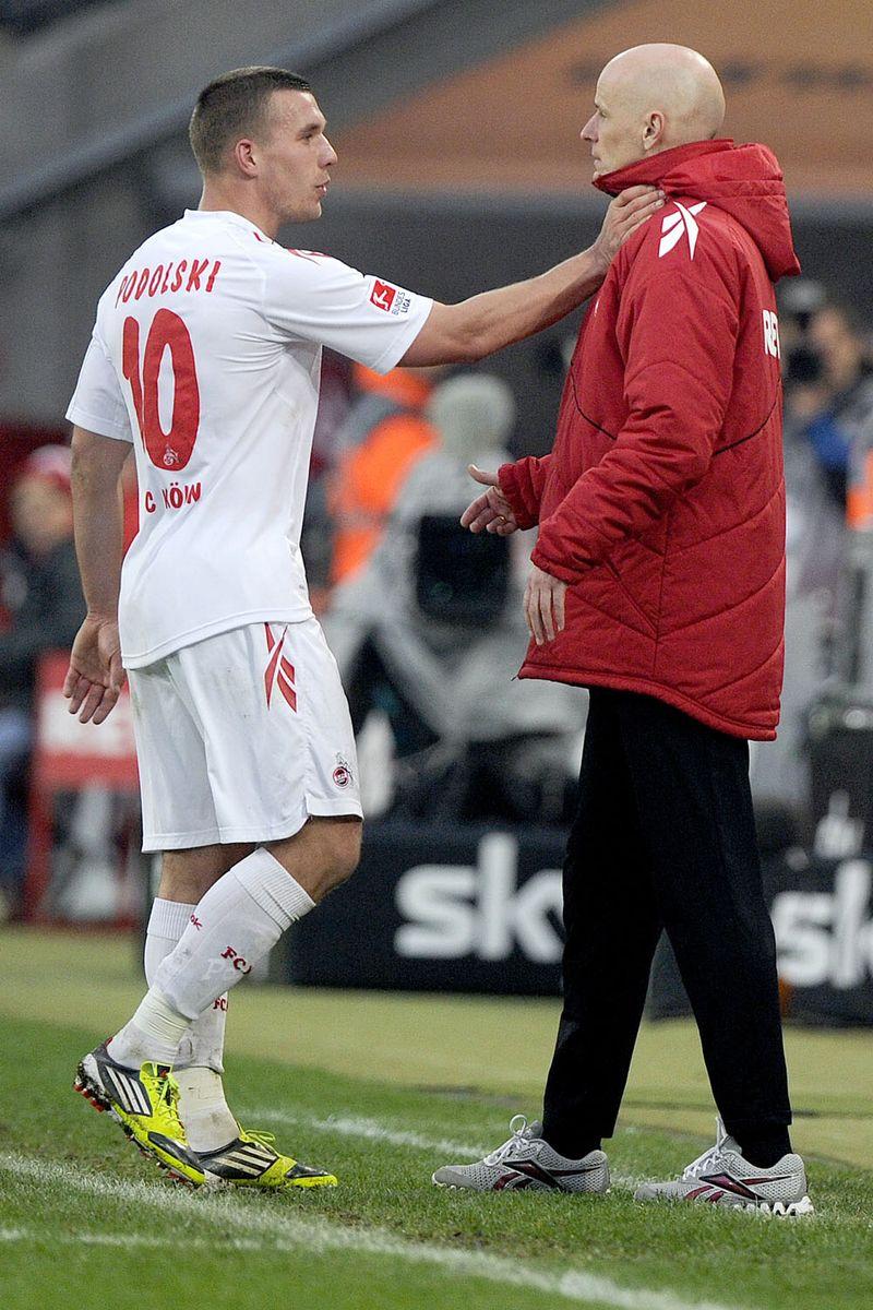 Lukas Podolski Stale Solbakken