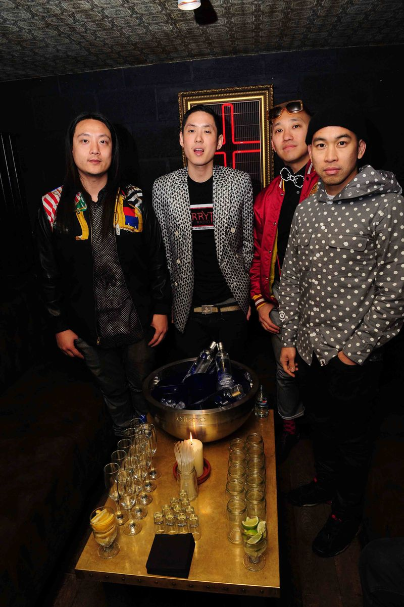 Far East Movement in association with CIROC Ultra- Premium Vodka (2)