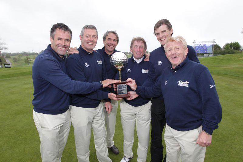 Scotland wins Celebrity Cup