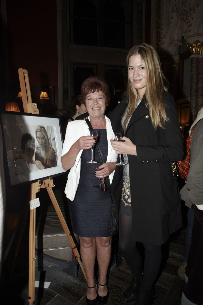 Claire Selby and Dawn Selby at The Gilbert Scott