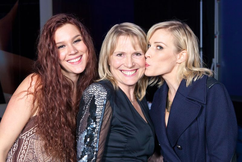 2012 Global Angels Awards Joss Stone Molly Bedingfield Natasha Bedingfield