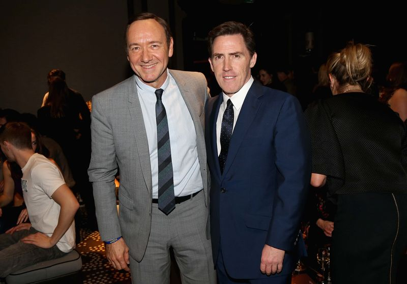 Kevin Spacey and Rob Brydon23