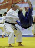 Putin judo dm