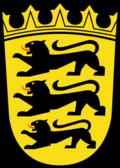 Baden wurttemburg arms wiki