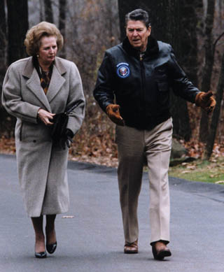 Thatcher Reagan 1