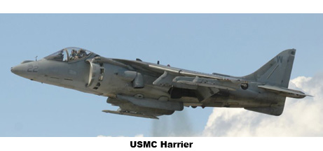 USMC Harrier