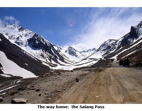Salang Pass