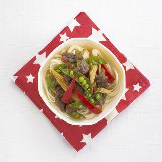 Teriyaki Beef Stir-Fry 3Hres