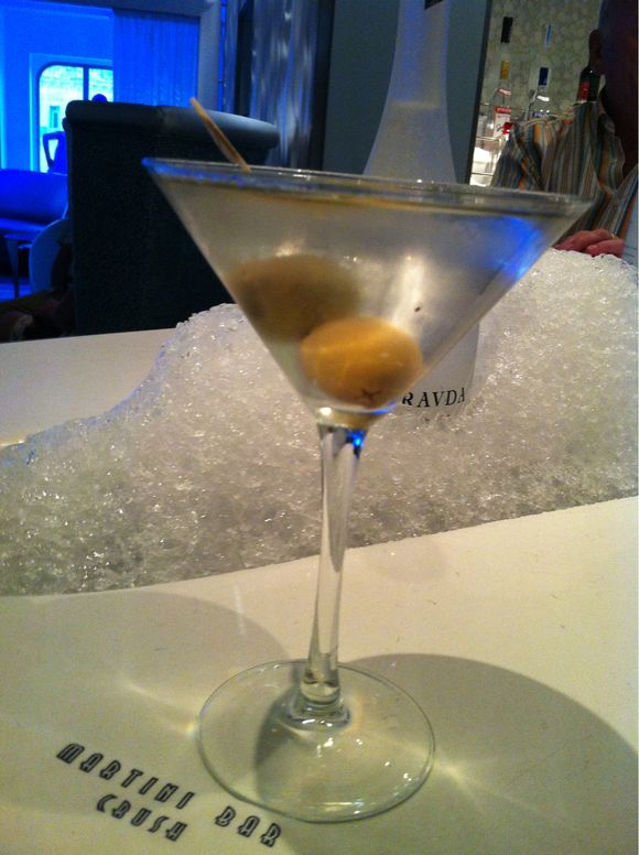 Shaken not stirred - perfectly