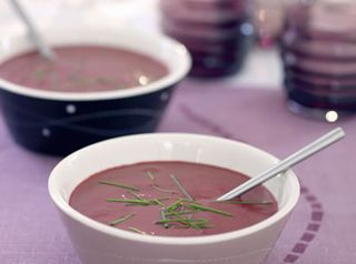 Beetrootgingersoup