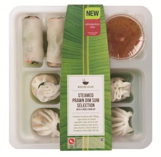 Steamed Prawn Dim Sum Selection £3.99