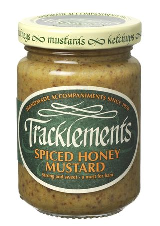 Spiced Honey Mustard