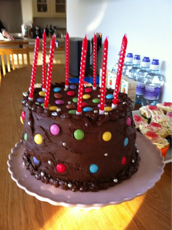 Happy Birthday A Great Cake Recipe