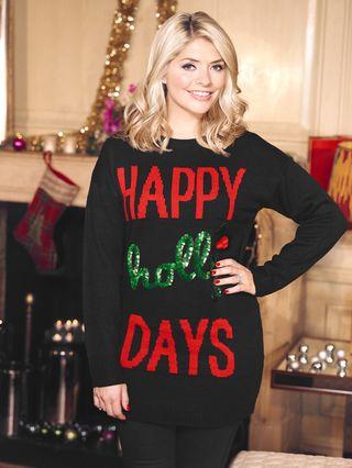 Holly Christmas 4
