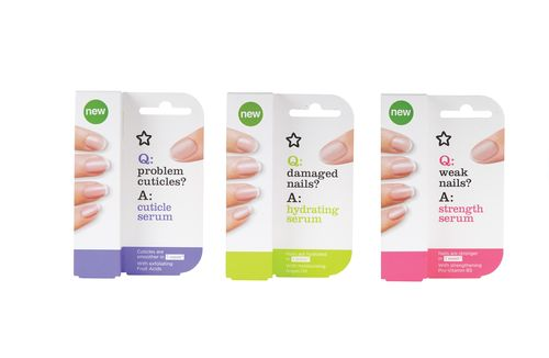 Blog - Superdrug nail treatments