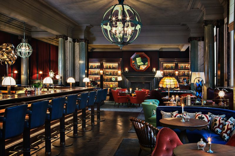 Rosewood London_Bar