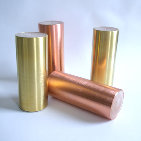 LM Cylinder Shakers by Ladies and Gentlemen Studio, $70