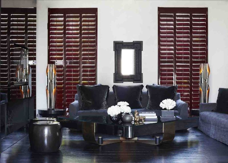 Kelly Hoppen Shutters - August 2013