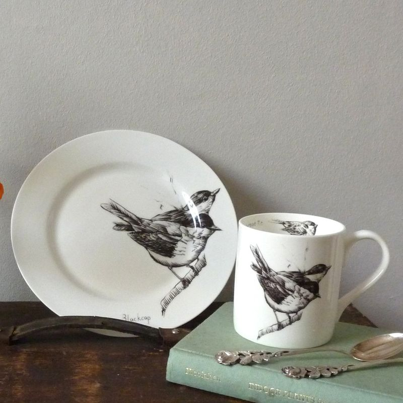 In- Spaces 'Blackcap' Side Plate from £16