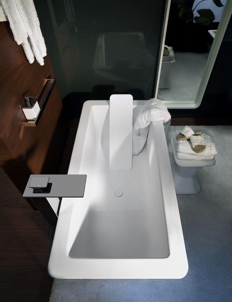 CP Hart - Gessi Ispa Bath Lifestyle