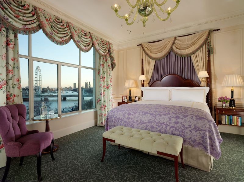 Savoy One Bedroom Suite River View (Edwardian)
